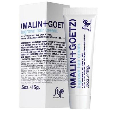 Stop ingroei met Malin+Goetz