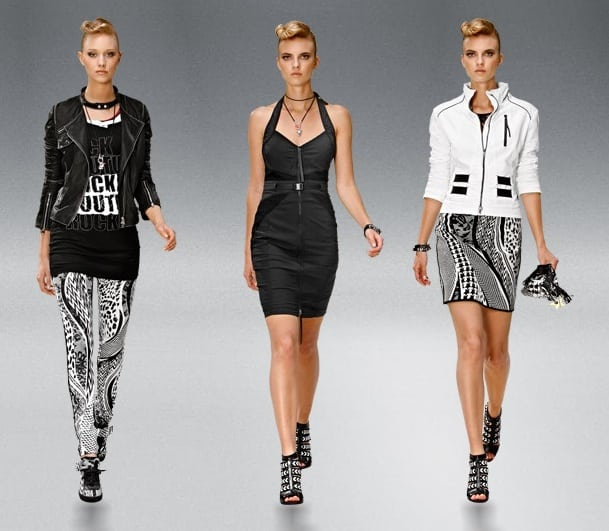 Marc Cain sports Rock Couture
