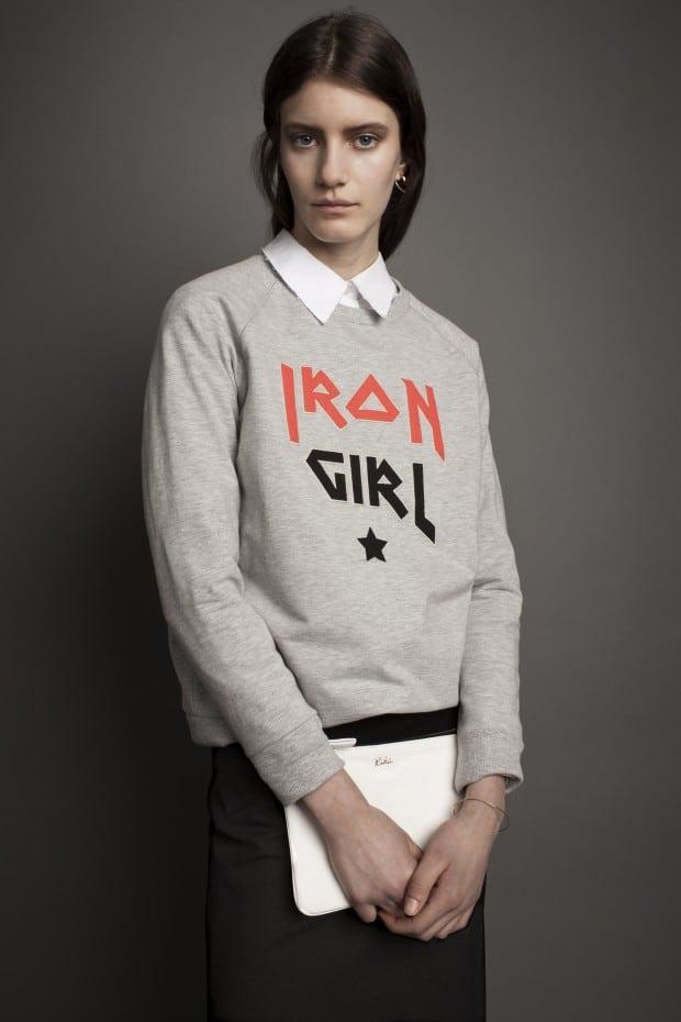 De kracht van Rika's Iron Girl