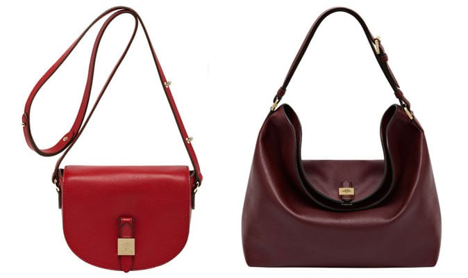 Mulberry's Tessie collectie
