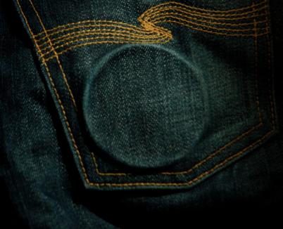 Pruimen met Nudie Jeans