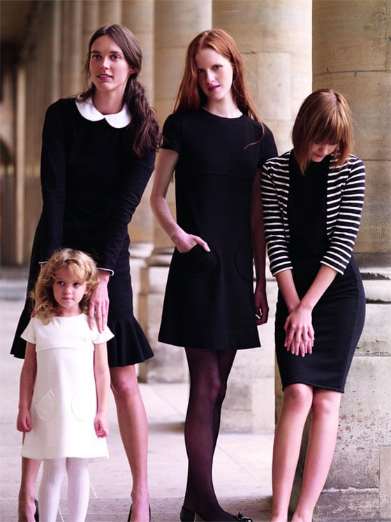 Little Black Dresses van Petit Bateau