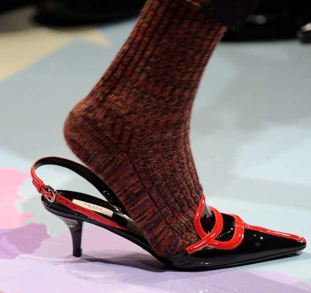 Kittig hakje vs. killer heels