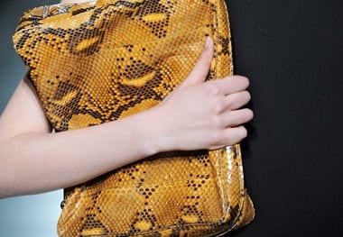 Exotisch met snakeskin