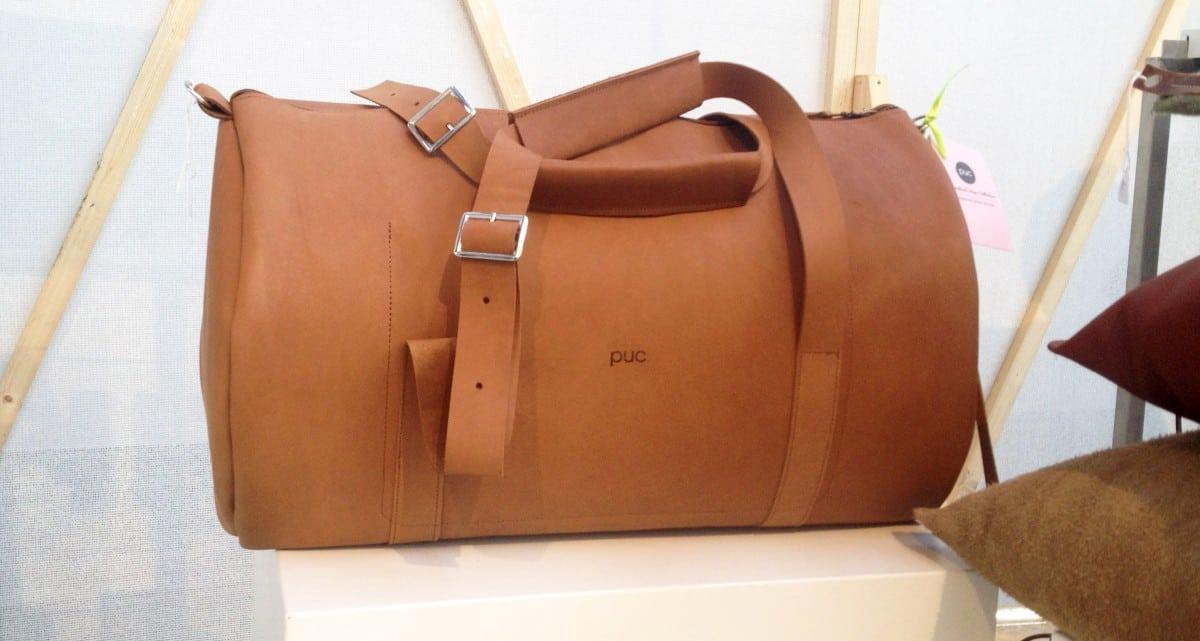 De minimalistische tassen van Puc