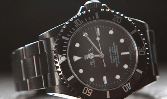 Black Rolex, timeless time
