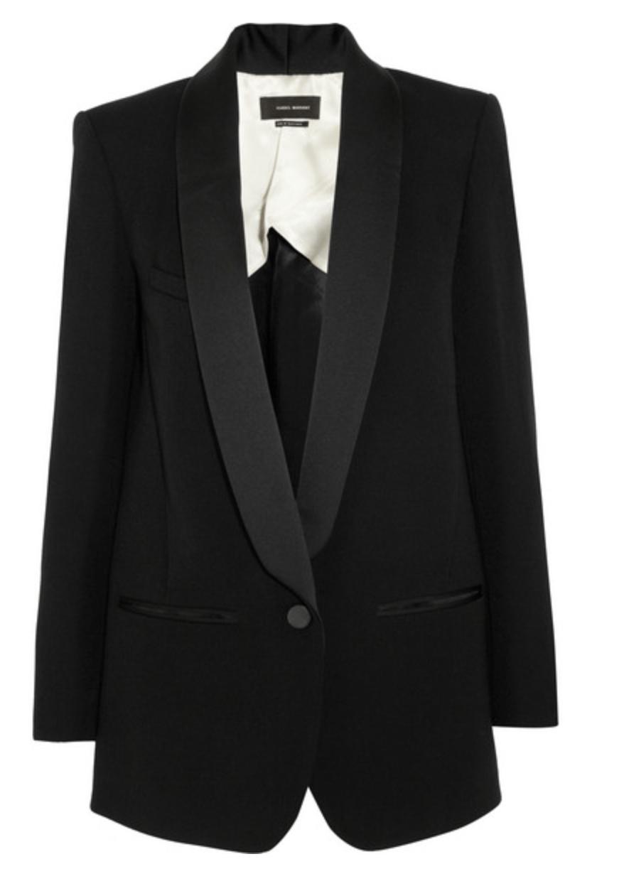 Dresscode tuxedo-look