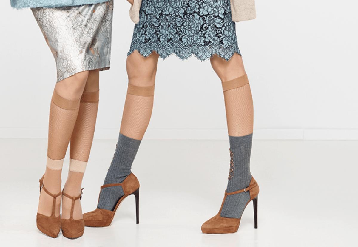 De sok en het pantykousje anno 2014