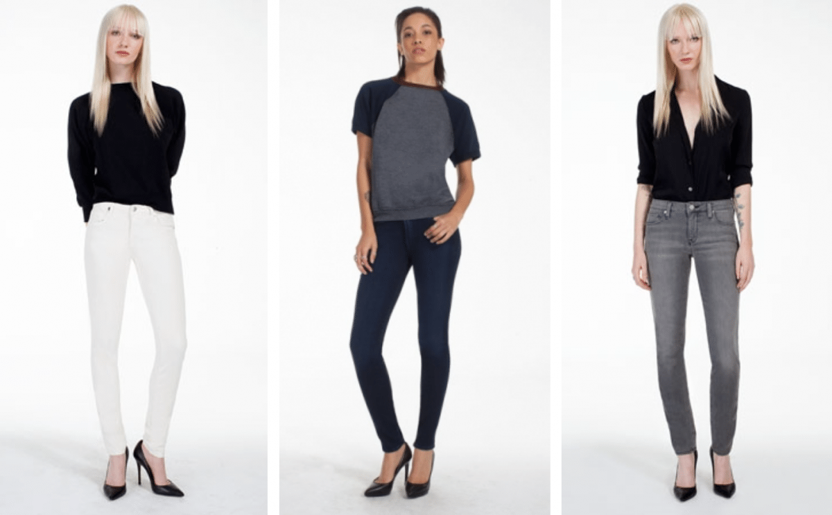 Genetic: the casual, classic jeans