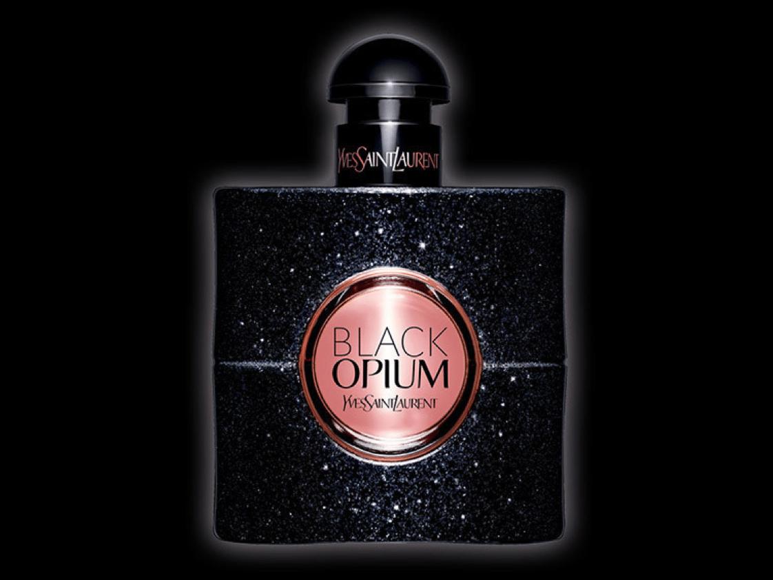 Black Opium top, maar die reclames…