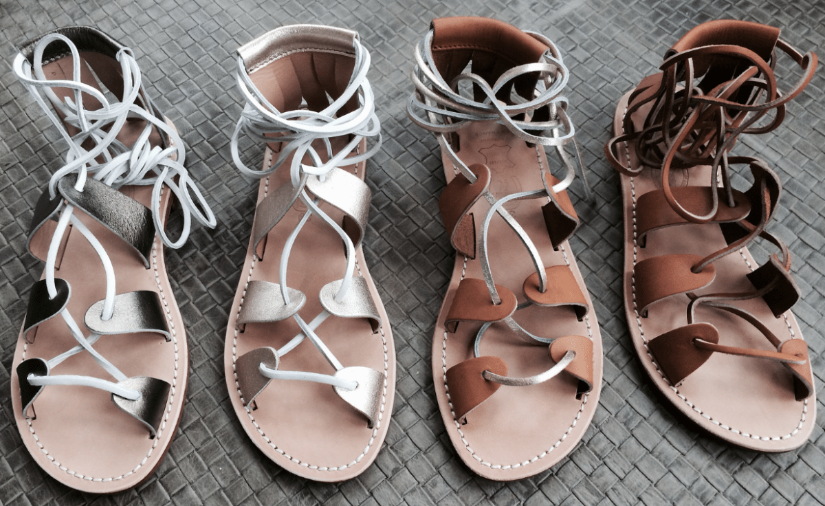 Trend 2015: need a pair of gladiators