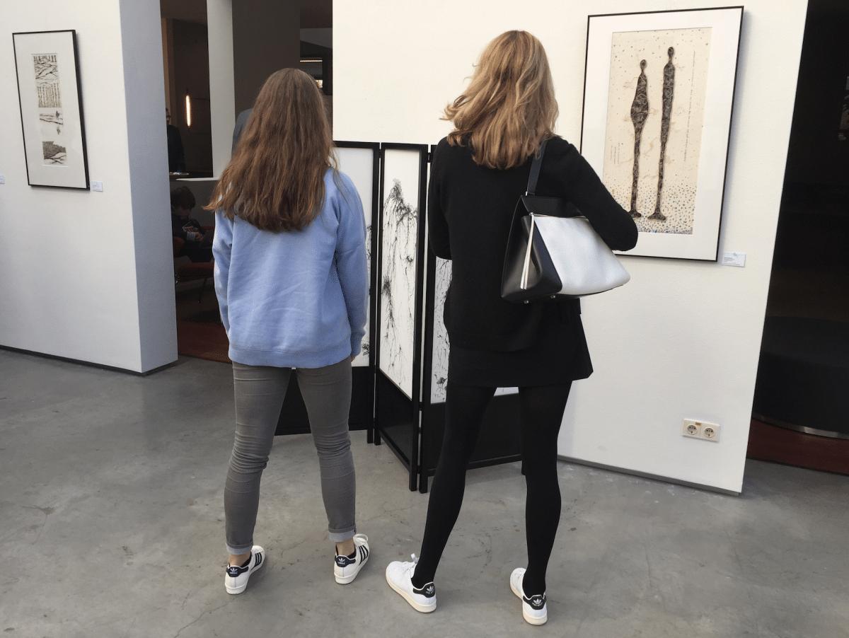 A family affair: Adidas en kamerschermen