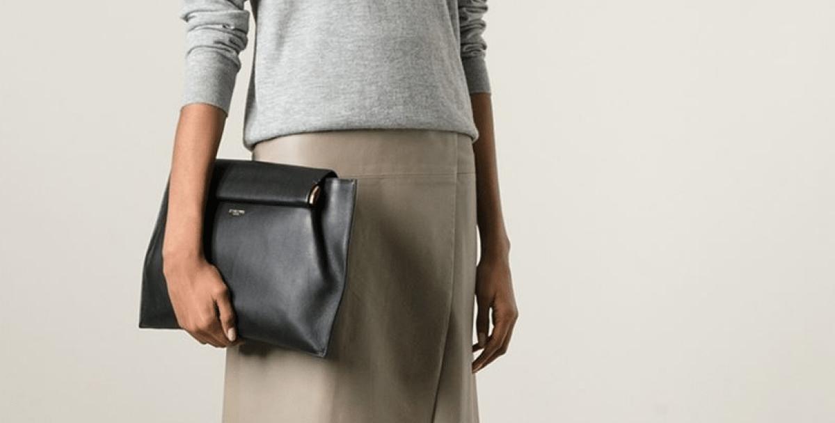 XL Thais Clutch van Nina Ricci
