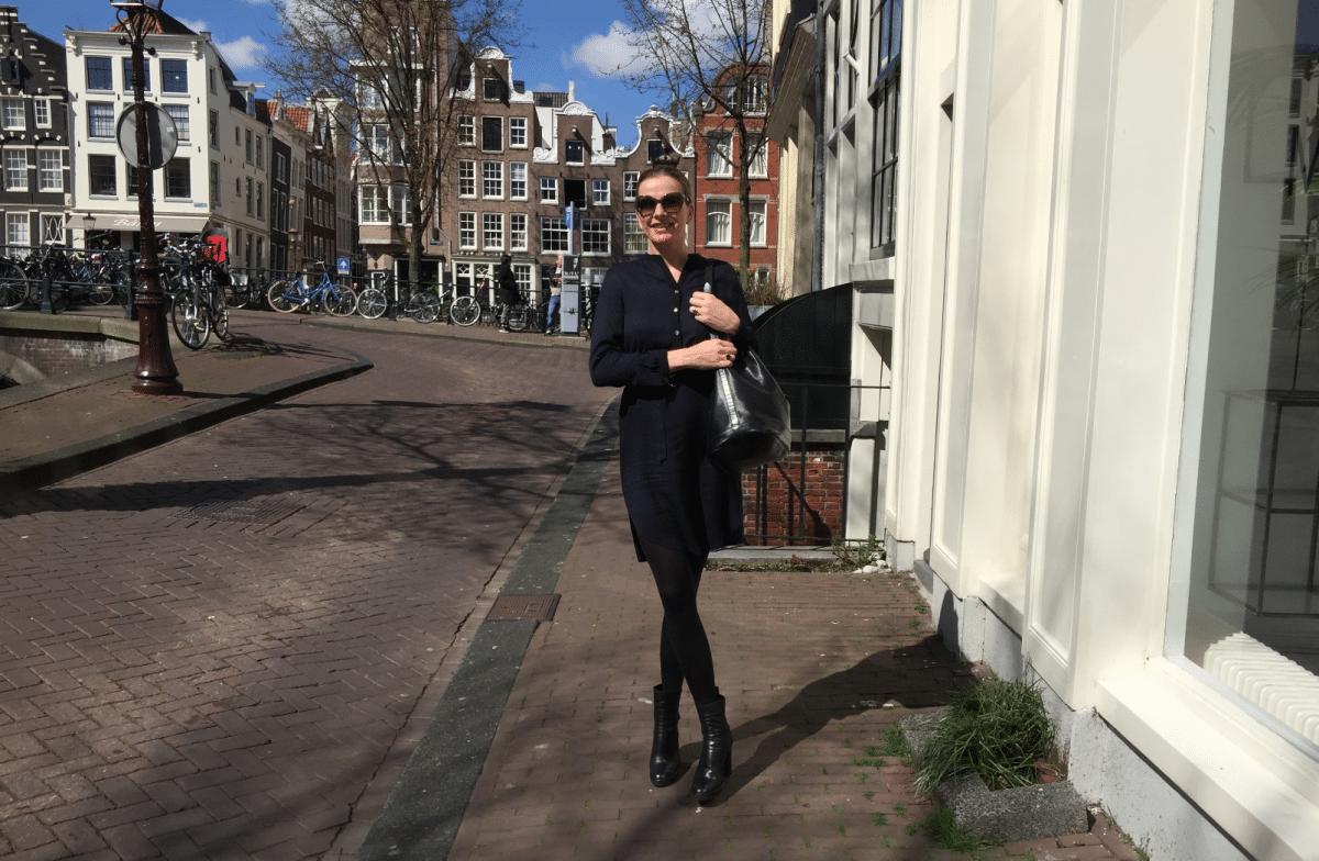 5 dagen op rij: Dag 1 in jurk van Filippa K