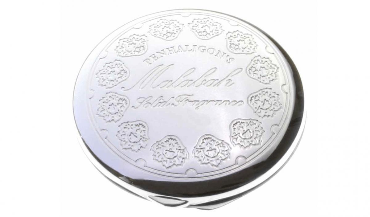 Penhaligon's compact en parfum in één