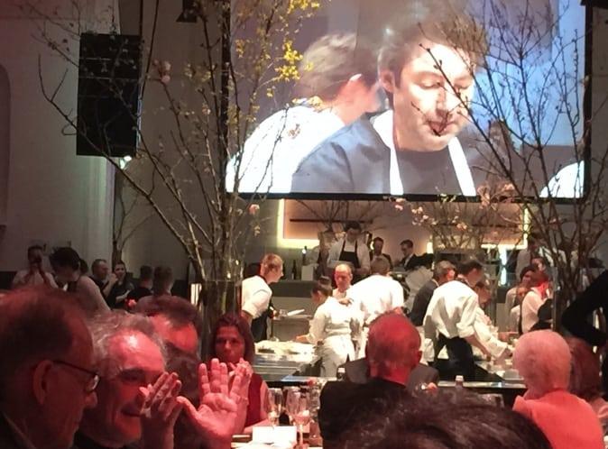 Marres eert Ferran Adria met 9 sterren