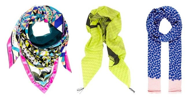 Blue Monday? Niet met een sjaal!