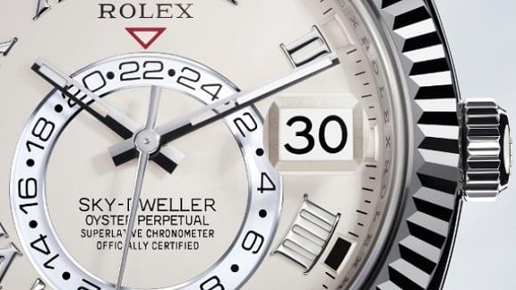 Rolex introduceert Sky-Dweller