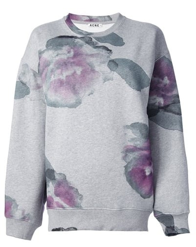 Grijze sweater musthave voor de winter