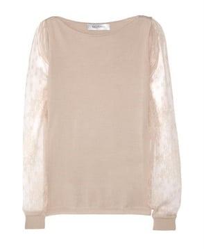 Luchtige sweater van Valentino