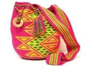 Blijmakende tassen van Wayuu Taya