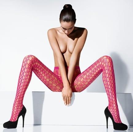 Wolford's sexy legwear