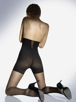 In Shape and control met Wolford