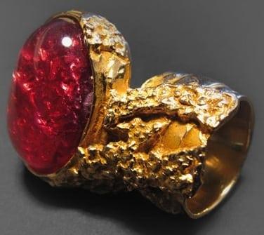 YSL Arty ring voor Valentijn