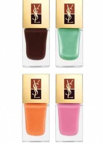Kleurexplosie bij Chanel, Lancôme en YSL
