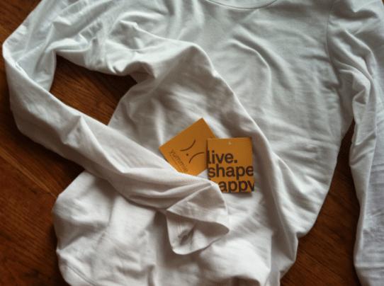 Het perfecte witte t-shirt