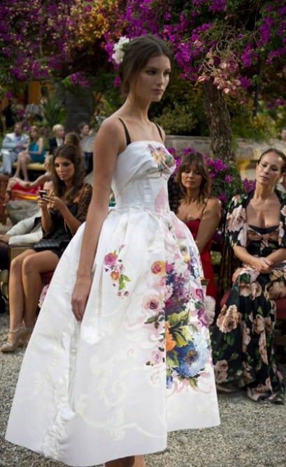 Alta Moda van Dolce & Gabbana