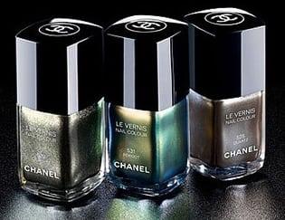 Herfst nagels met Chanel