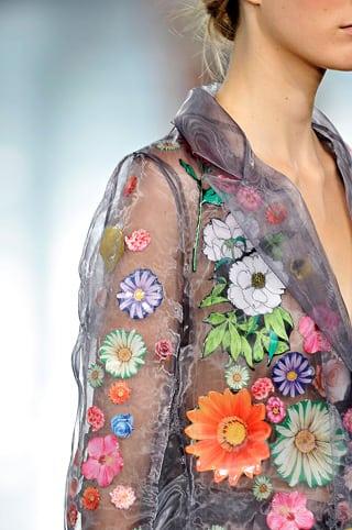 Designers zeggen het met bloemen en planten