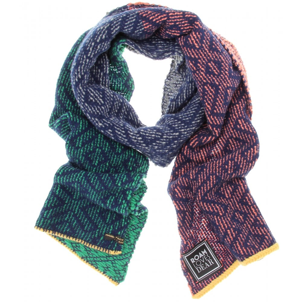 Vrolijke sjaals van Dear Cashmere