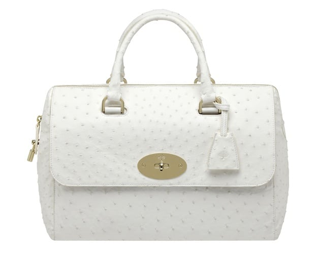Mulberry introduceert de Del Rey