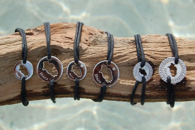 Island bracelet van D-Queens
