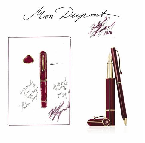 Schrijven met Karl Lagerfeld