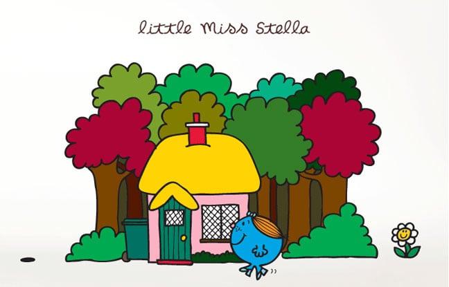 Little miss Stella van Stella McCartney
