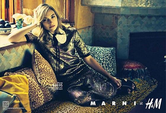 Eerste beelden Marni x H&M