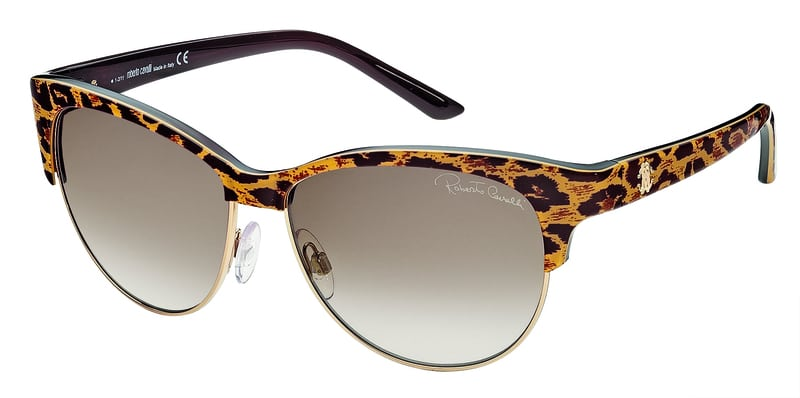 Beestachtige zonnebrillen van Cavalli