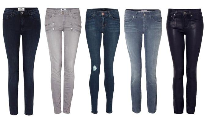 Skinny jeans populairste kledingstuk