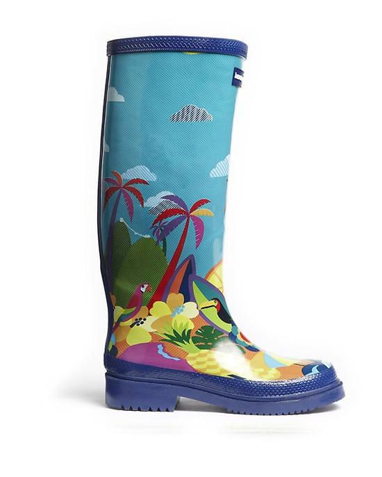 Havaianas voor in de regen