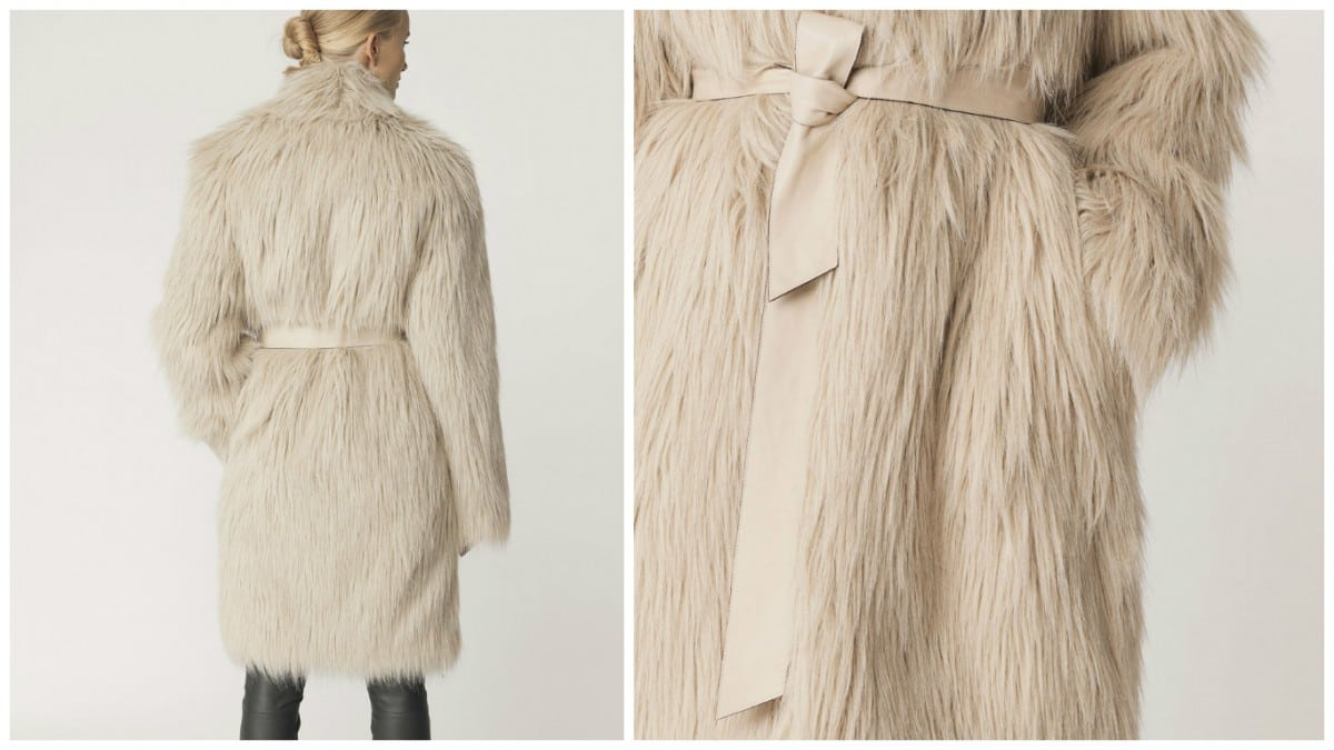 Faux fur By Malene Birger voor gratis