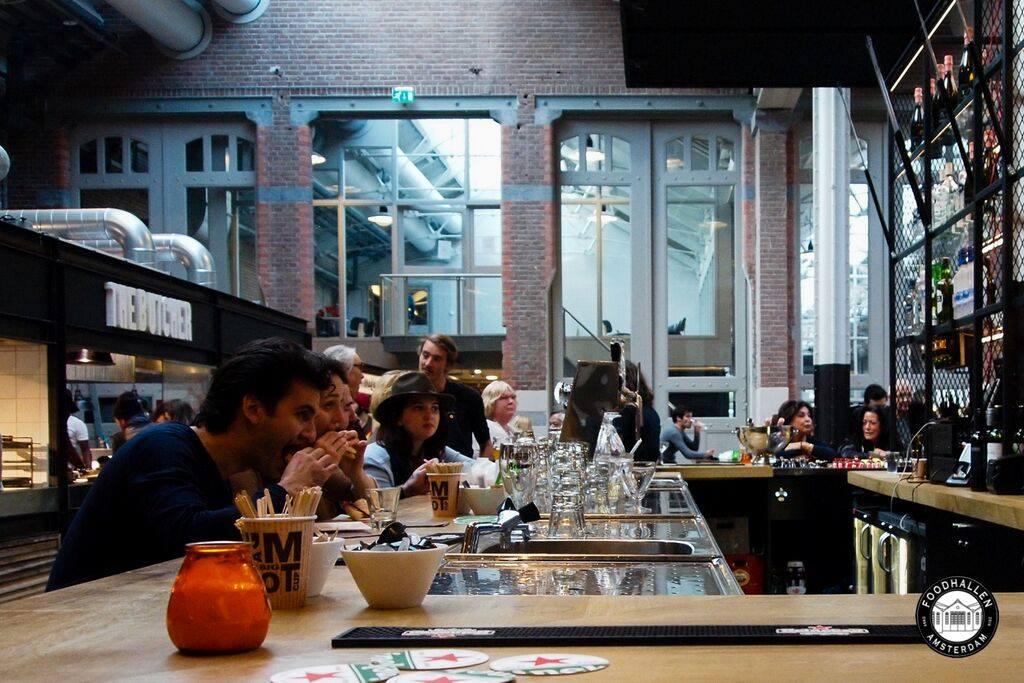 De Foodhallen in Amsterdam West