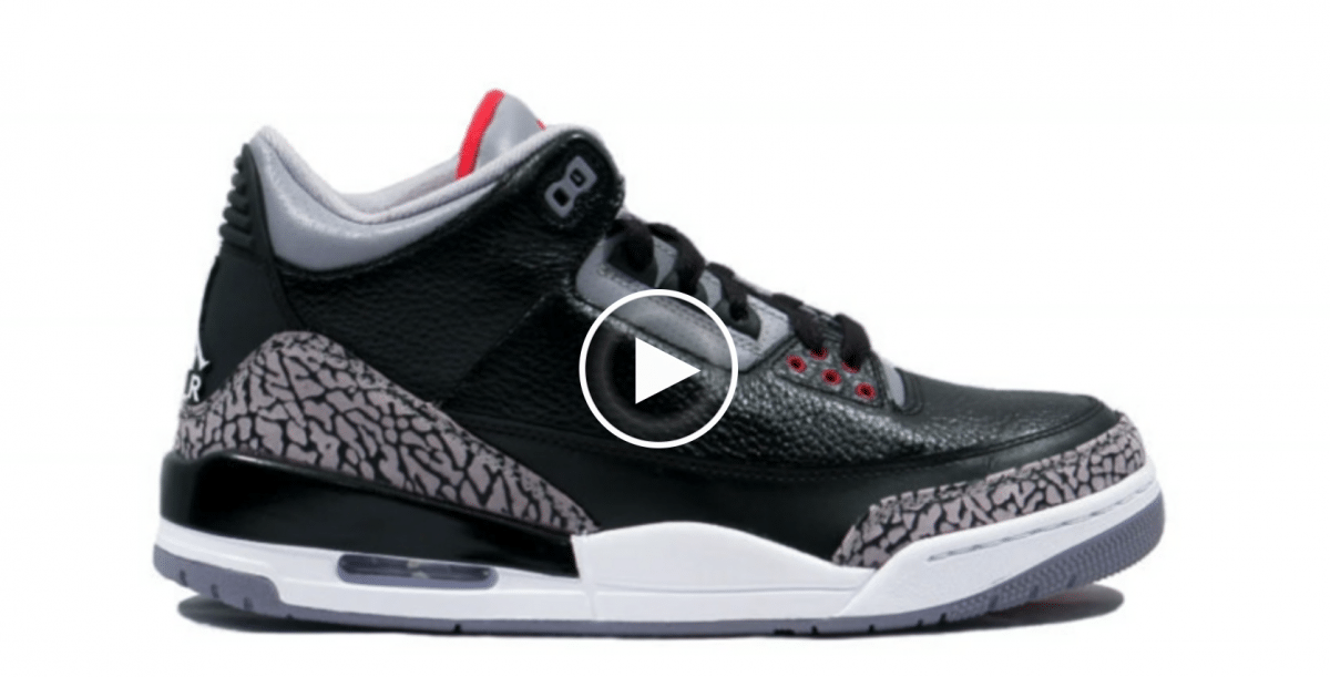 Geld verdienen met Nike's Air Jordan 3