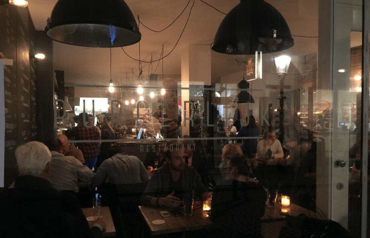 Beste hamburger vind je in Maastricht