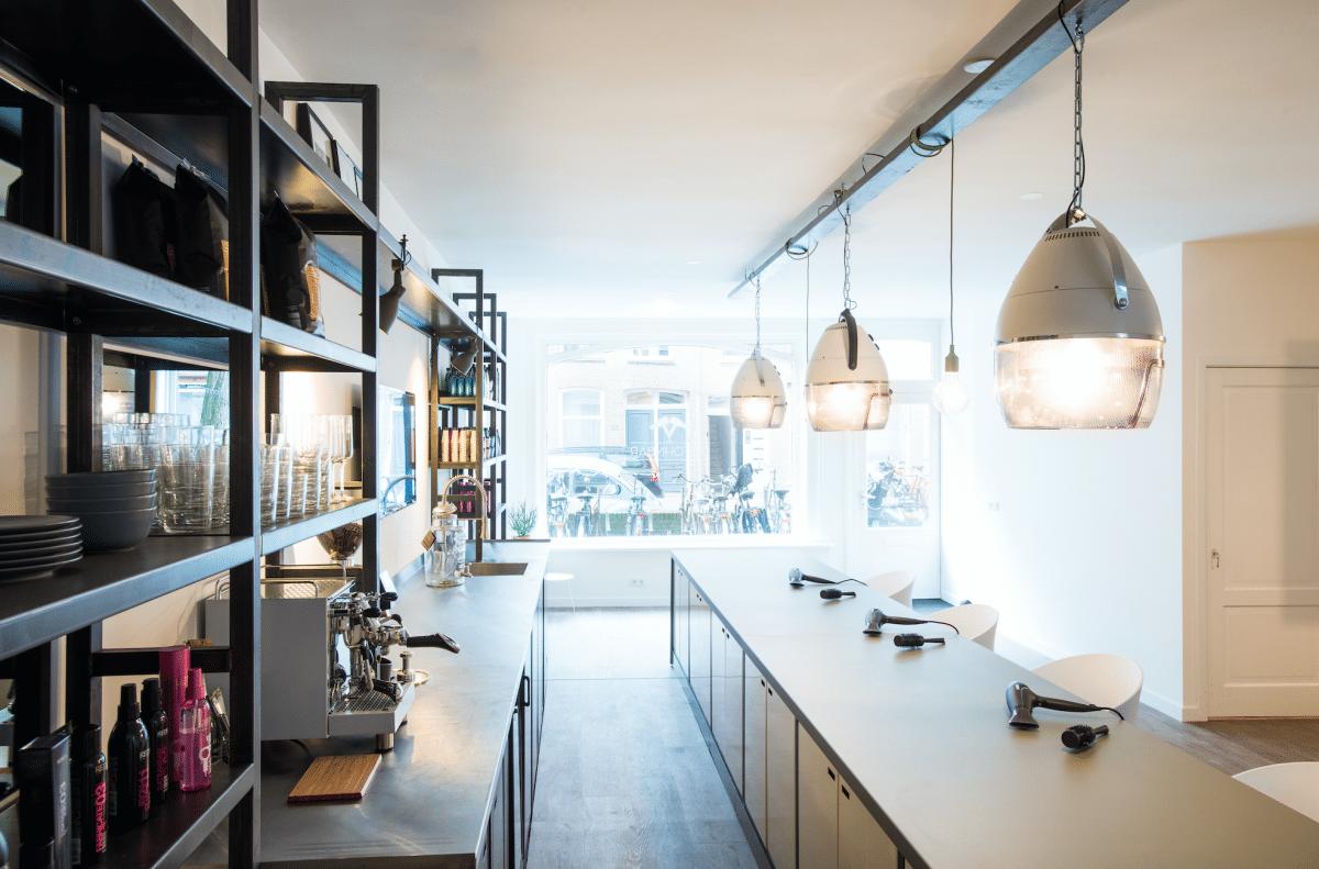 Nieuw: De Föhnbar in Frans Halsstraat