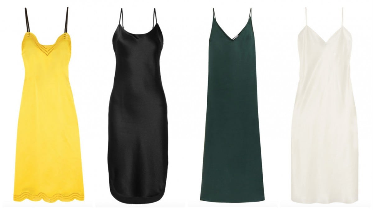 Zomertrend: Slip in or slip out jurken