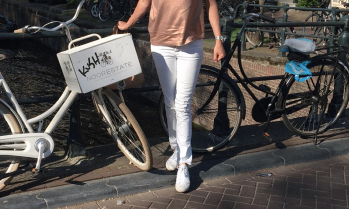 Witte broek: go of dat kan echt niet?!