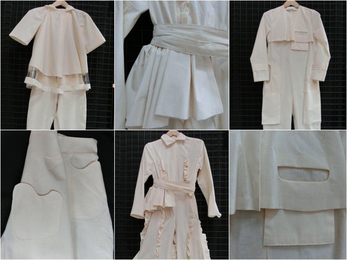 Collage fashionclash catwalk